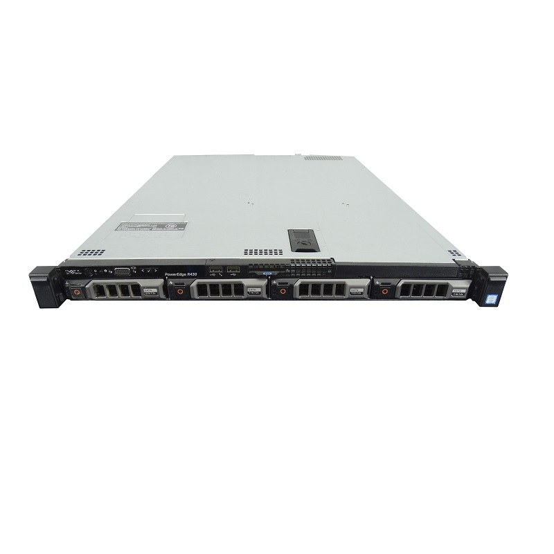 R430 4LFF + 2 SSD